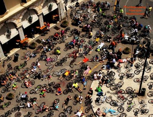 Με μεγάλη συμμετοχή η 6η Πανελλαδική ποδηλατοπορεία στην Κέρκυρα