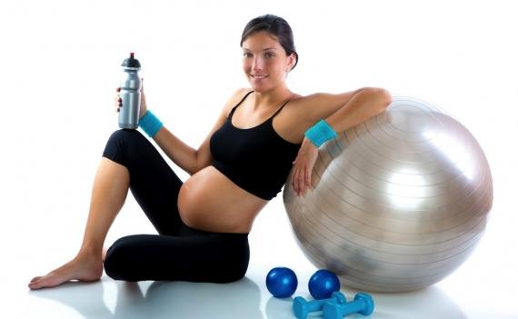 Άσκηση κατά την διάρκεια της εγκυμοσύνης