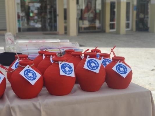Φιλανθρωπικό Bazaar για την υποστήριξη των Γιατρών του Κόσμου