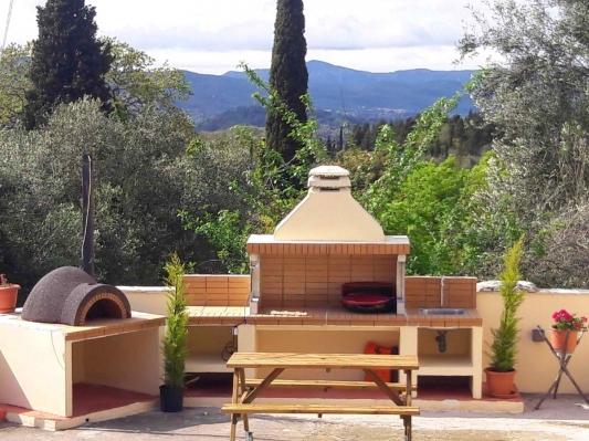 Μοντέρνες προτάσεις για τζάκια εξωτερικού χώρου και barbecue από το IL Camino