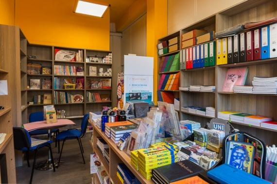 Mεγάλη ποικιλία σε σχολικά είδη και φέτος στο Βιβλιοπωλείο Οἶδα