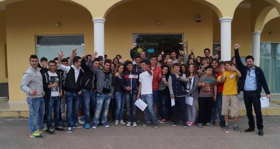 Never Lost: Μία καινοτόμα εφαρμογή για κινητά από μαθητές σχολείων της Κέρκυρας