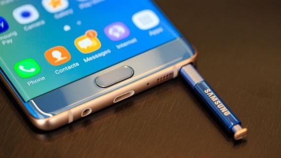 Παγκόσμιος συναγερμός για τα κινητά Samsung Galaxy Note 7