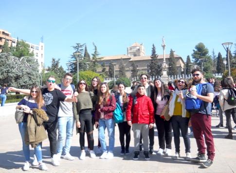 Στην Ανδαλουσία το 1ο Γυμνάσιο Κέρκυρας για το Erasmus+