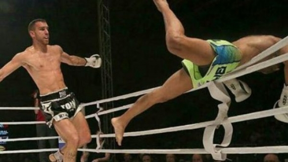 O Κερκυραίος αθλητής Γιάννης Σκορδίλης σαρώνει σε νίκες στα ρινγκ της Ευρώπης