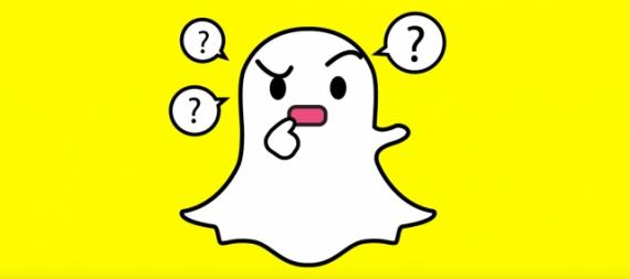 Ποιοι είναι οι κίνδυνοι από την αποστολή φωτογραφιών μέσω Snapchat