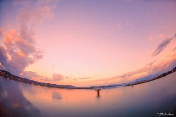 Γέφυρα Χαλικιόπουλου: Στέκι της Κέρκυρας για παγωτό, selfie, καλαμπόκι, ψάρεμα