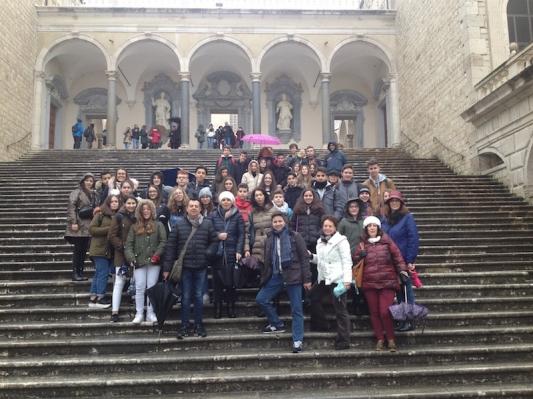 Το 1ο Γυμνάσιο Κέρκυρας στην Ιταλία για το Erasmus+