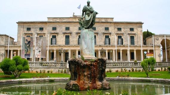 Ανάκτορο Αγίων Μιχαήλ και Γεωργίου: το μεγαλύτερο ανάκτορο της Ελλάδας μετά τη Βουλή