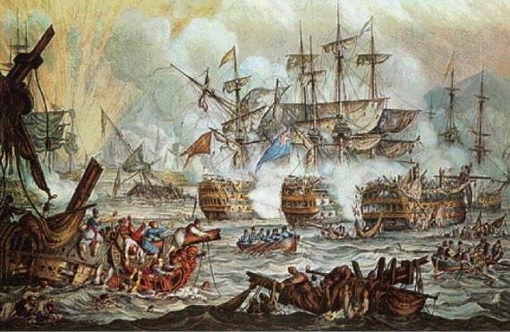 Ο καταλυτικός ρόλος των Κερκυραίων καπεταναίων στη Ναυμαχία της Ναυπάκτου