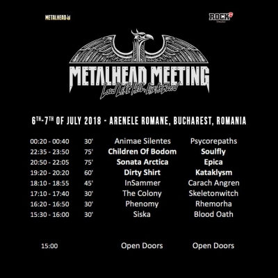 Από την Κέρκυρα στο Metal Head Meeting