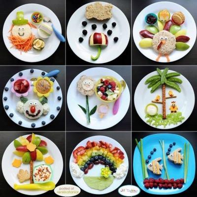 Πως να βοηθήσετε τα παιδιά να τρώνε περισσότερα φρούτα και λαχανικά