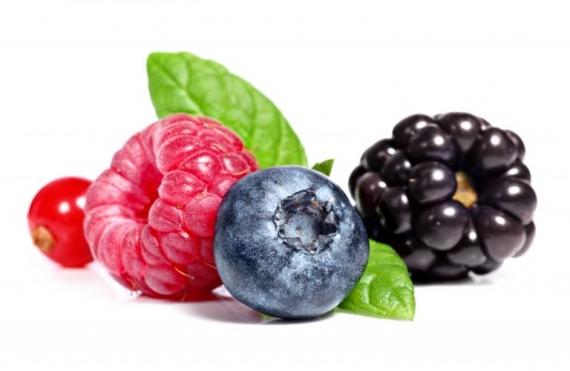 Τα μούρα και η θρεπτική αξία τους. Συνταγή για smoothie