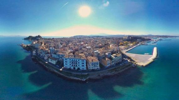 Παλιά πόλη της Κέρκυρας: στα 18 Ελληνικά μνημεία της Unesco