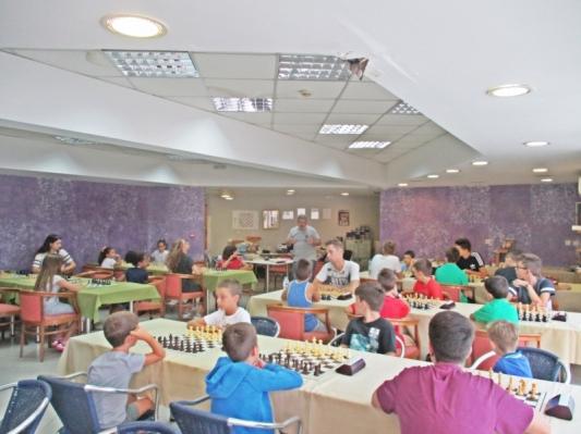 Ολοκληρώθηκε ο μέγας τελικός Σχολικού πρωταθλήματος σκάκι