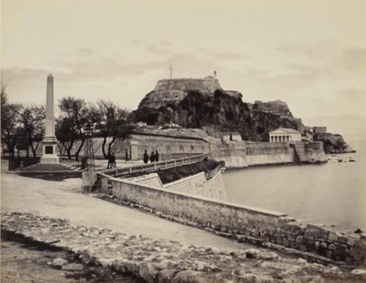 Η αρχική θέση της κολώνας του Ντούγκλα