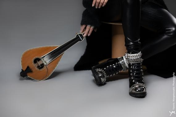 Γνωρίστε την Γεωργία Νταγάκη πριν τη μοναδική συναυλία της στην Κέρκυρα