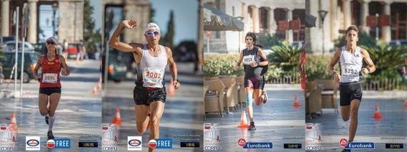 Οι φωτογραφίες και τα αποτελέσματα του 2ου Ημιμαραθώνιου Κέρκυρας
