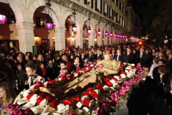 Το Πάσχα των Καθολικών στην Κέρκυρα από τα χρόνια της Ενετοκρατίας