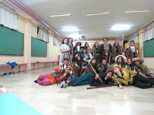 7o Γυμνάσιο & 4οΓΕΛ Κέρκυρας στο 8ο Διεθνές Φεστιβάλ Αρχαίου Δράματος Αρχαία Μεσσήνη 2019