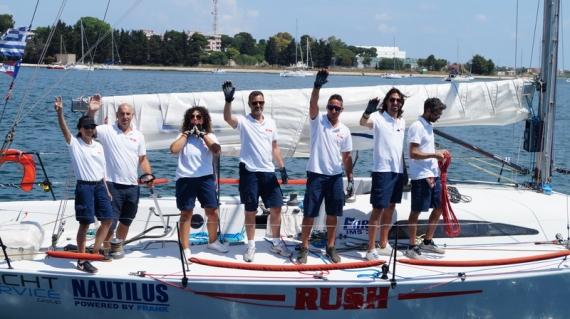 Θεαματική η συμμετοχή στον φετινό Διεθνή Ιστιοπλοϊκό Αγώνα Μπρίντιζι-Κέρκυρα