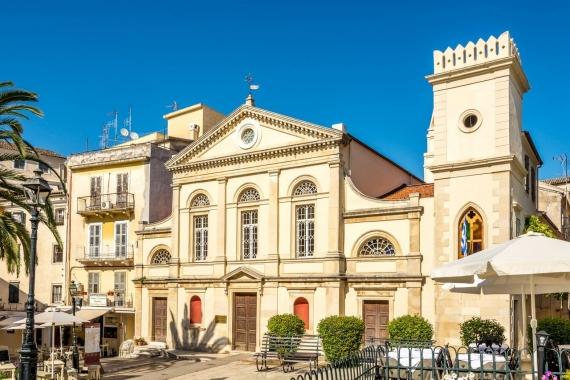 Duomo: o Μητροπολιτικός Ναός των Καθολικών της Κέρκυρας