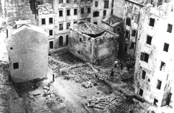 Η παρουσία των Εβραίων στην Κέρκυρα και η Εβραϊκή Συναγωγή