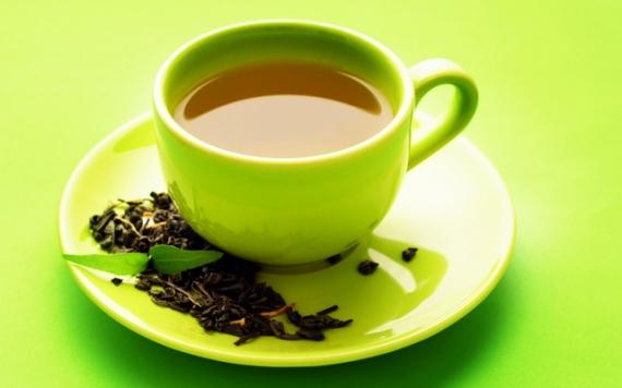 To πράσινο τσάι