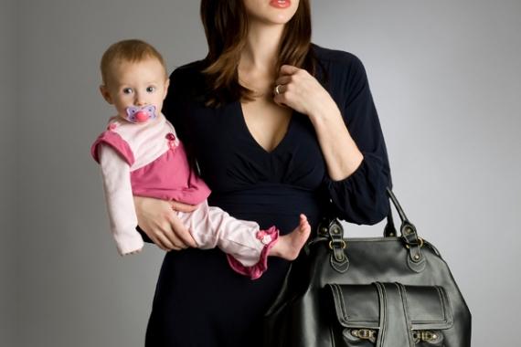 Μητέρα και Εργαζόμενη