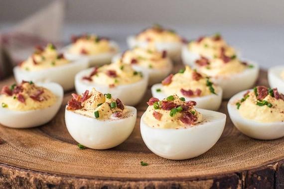 Μαγειρική πρόταση για τα Πασχαλινά αυγά που περίσσεψαν