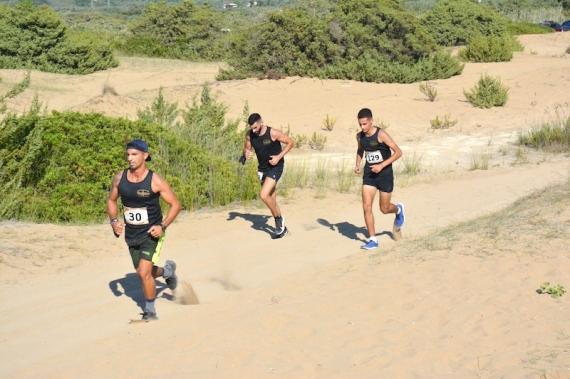 Με επιτυχία ο 8ος  Κόρισσος αγώνας δρόμου στην άμμο του Ίσσου