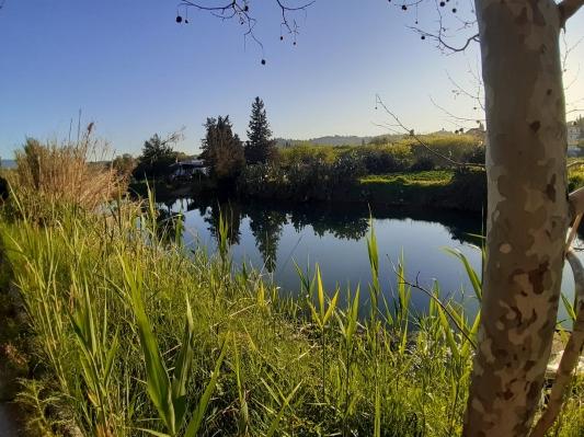 Το μαγευτικό και αξιόλογο ποτάμι της Κέρκυρας στον Ποταμό