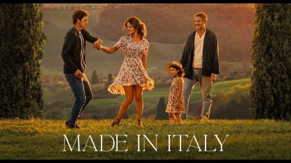 Αποτελέσματα διαγωνισμού για την ταινία  «Made in Italy» στον Ορφέα