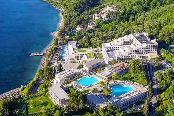 Στα κορυφαία θέρετρα της Ευρώπης το MarBella Corfu Hotel