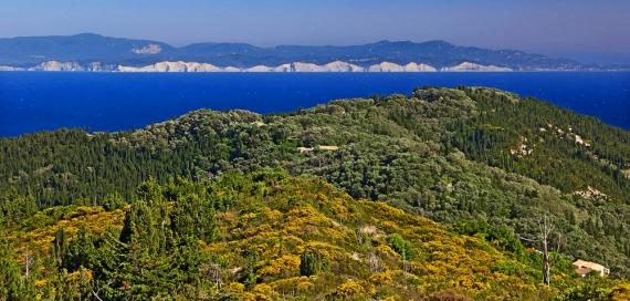 Ερείκουσα: Ο καταπράσινος μυστικός παράδεισος δίπλα στην Κέρκυρα