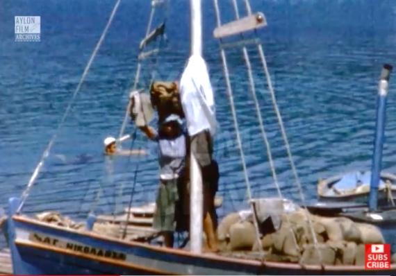 Δείτε την Παλαιοκαστρίτσα του 1960 μέσα από ένα μοναδικό βίντεο