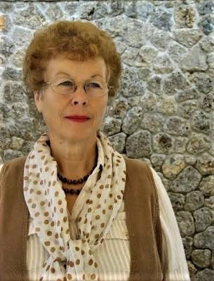 H σημαντική Κερκυραία προσωπογράφος Ρένα Κρουαζιέ