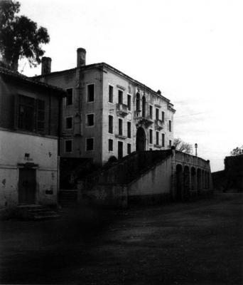 Το επιβλητικό Παλάτι του Προνοητή άλλοτε στο Παλαιό Φρούριο