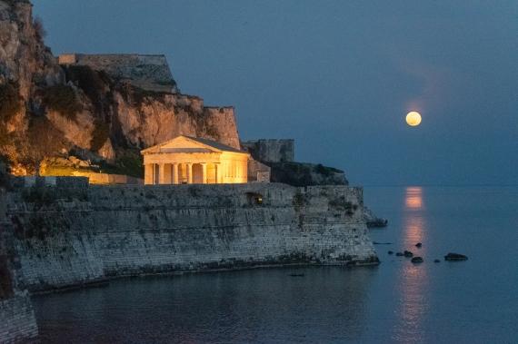 Ανοίγουν οι αρχαιολογικοί χώροι της Κέρκυρας ξανά τις «πύλες» τους