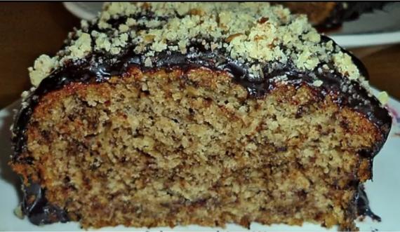 Συνταγή για αφράτο νηστίσιμο Κέικ