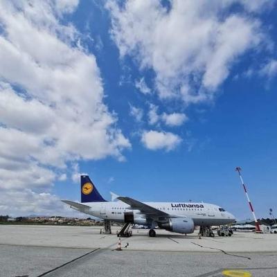 Κέρκυρα: Η πρώτη διεθνής πτήση του 2021 προσγειώθηκε 28 Μαρτίου