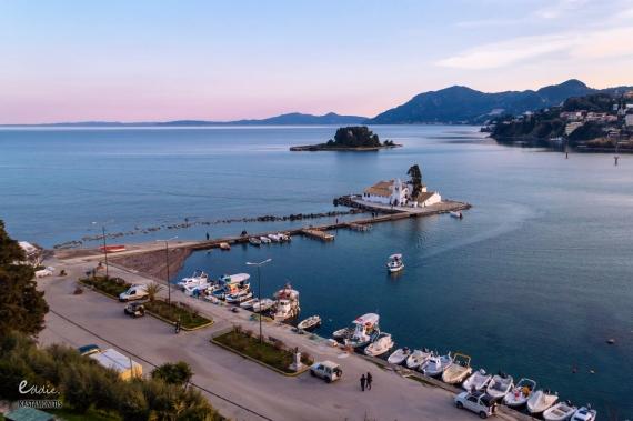 Κέρκυρα: Ετοιμάζεται πυρετωδώς για το άνοιγμα της τουριστικής σεζόν 14 Μαΐου 2021
