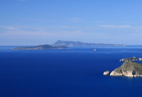 Δρομολόγια πλοίου Ευδοκία προς τα Διαπόντια Νησιά για τον Απρίλιο 2021