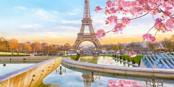 H Air France ενισχύει τη σύνδεση Κέρκυρα-Παρίσι για το καλοκαίρι 2021