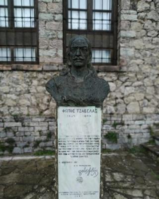 Φώτος Τζαβέλας: ο Σουλιώτης οπλαρχηγός και η δράση του στην Κέρκυρα πριν την Επανάσταση