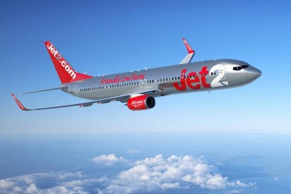 Jet2: Πρόσθετες πτήσεις για Κέρκυρα το καλοκαίρι 2021