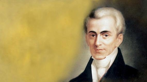 Ιούλιος 1827: ο Ιωάννης Καποδίστριας παραιτείται από Υπουργός Εξωτερικών της Ρωσίας