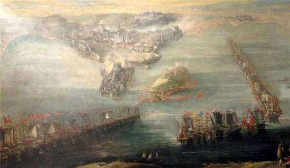 Η πολιορκία της Κέρκυρας τον Ιούλιο του 1716 από τους Οθωμανούς