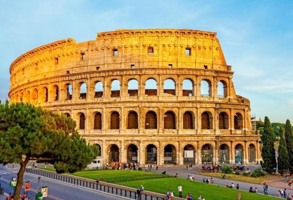 H πρώτη απευθείας πτήση από Ρώμη για Κέρκυρα, 09 Ιουνίου 2021