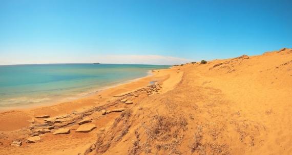 Με επιτυχία ο 9ος  Κόρισσος αγώνας δρόμου στην άμμο 2021